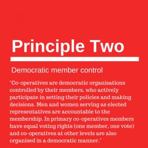 Principle two
