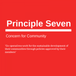 Co-operative principle seven: Concern for Community