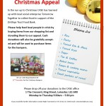 CASE Christmas Appeal 2015
